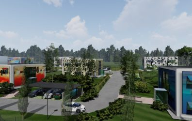 Gewerbepark St. Veit